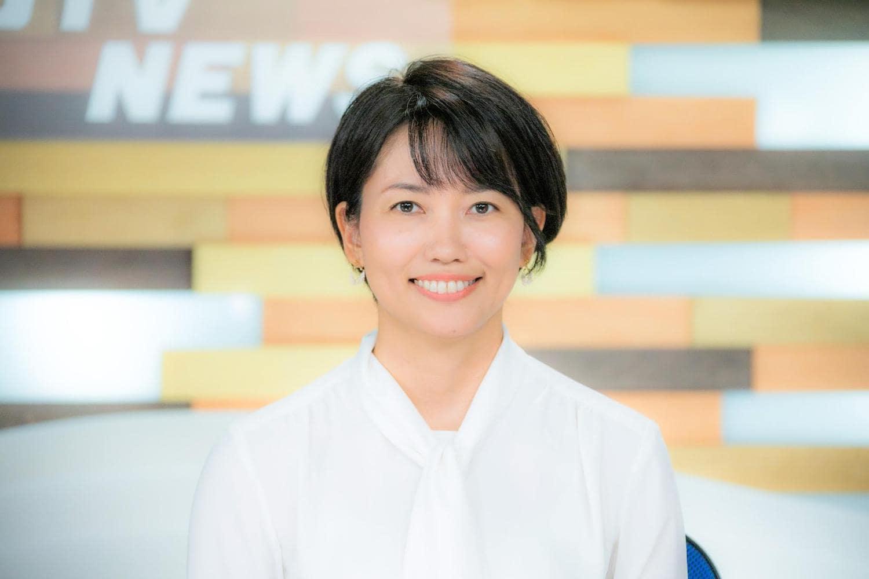 平良いずみ さん (アナウンサー・映画監督  沖縄テレビ放送 報道局報道部)