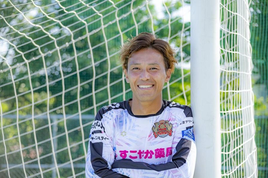 上原慎也 さん (プロサッカー選手(FC琉球所属))