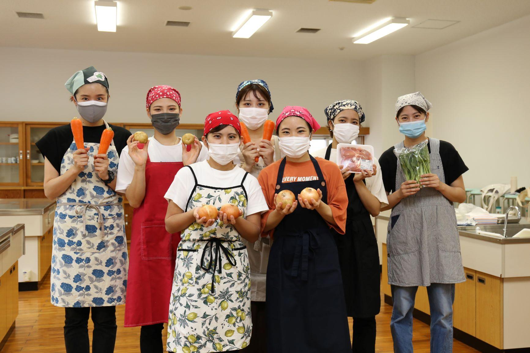 『2021沖大祭PR企画②』管理栄養学科の学生が地域のために奮闘中!