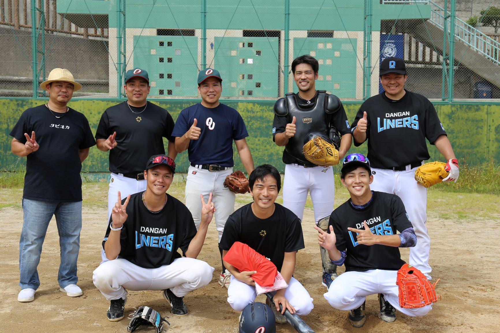 『2021沖大祭PR企画⑦』リアル野球BAN対決